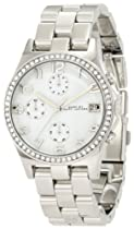 Marc Jacobs Chronograph Henry Ladies Watch MBM3072