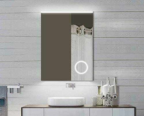 Design LED Badezimmerspiegel Badspiegel Lichtspiegel mit ...