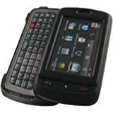 New Rubberized Hard Cover for AT&T LG Xenon GR500 Black Protector Case