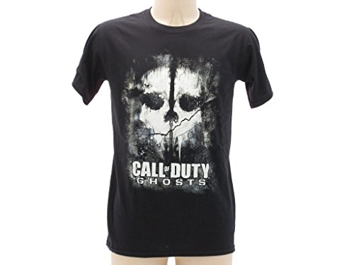 T-Shirt Call Of Duty Ghost - Games - XL