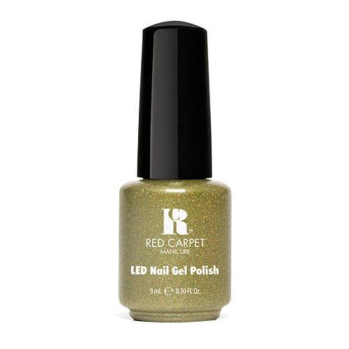 Red Carpet Manicure - Led Gel Polish - Peridot - 9Ml / 0.3Oz