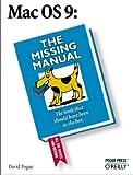 Mac OS 9: The Missing Manual