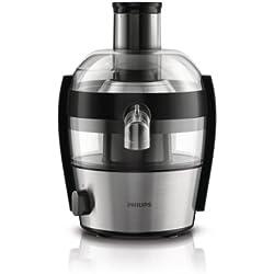 Philips HR1836/00 Centrifuga per frutta e verdura dal design compatto! Con QuickClean pulisci facile - Viva Collection -