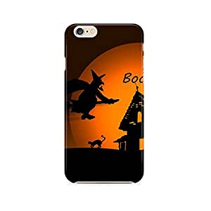 Motivatebox - Apple Iphone 6/6s Back Cover - Halloween Night Polycarbonate 3D Hard case protective back cover. Premium Quality designer Printed 3D Matte finish hard case back cover.