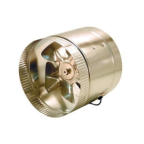 4 Inch Duct Fan : Cheap inch in line duct fan cfm gardening tool