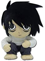 "Great Eastern Shonen Jump Death Note 8"" L Plush"