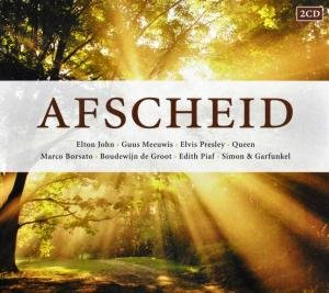 Various Artists Afscheid -1- cd cover