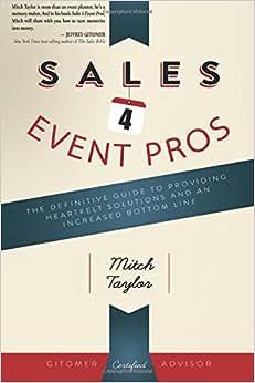 Sales 4 Event Pros