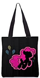 Snoogg Cute Artwork Poly Canvas Tote Bag