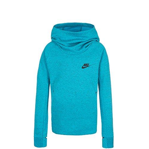 Nike girls youth Tech Fleece Pullover Hoodie (X-Large / 18-20 Big Kids)