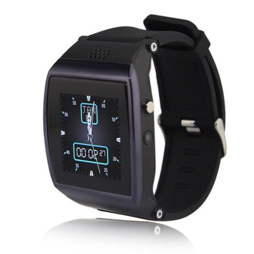 "Smart Wrist Watch 1.55""Led U8 Pro Bluetooth Phone For Smartphone(Android/Iphone) Us Plug"