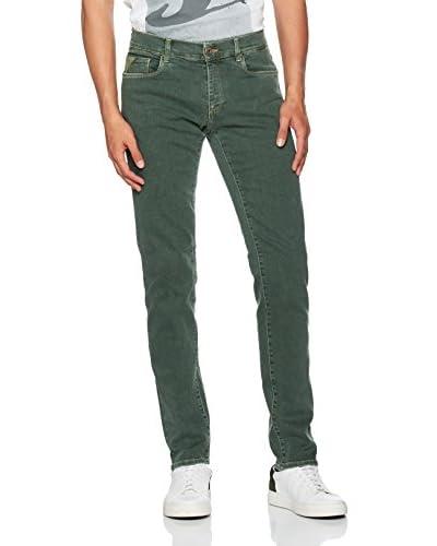 Trussardi Jeans Vaquero Verde