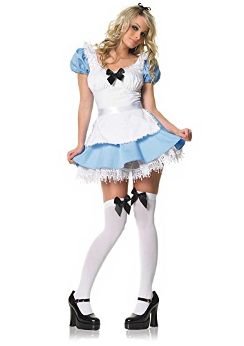 Sexy Alice In Wonderland Apron Dress 83086