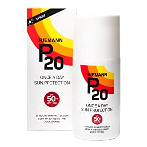 Riemann P20 Once a Day 10 Hours Protection SPF50 Plus Sunscreen 200ml