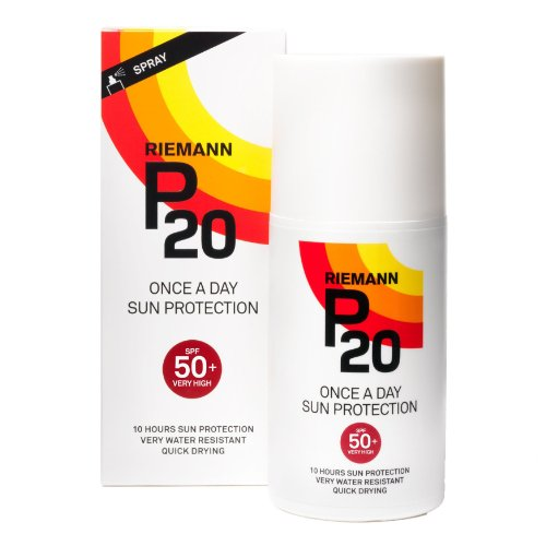 Riemann P20 Once a Day 10 Hours Protection SPF50 Plus Sunscreen 200ml Reviews