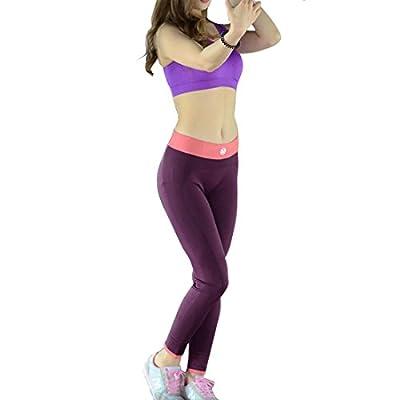 Eastabile New Sexy Women High Waist Yoga Sport Running Leggings Fitness Pants