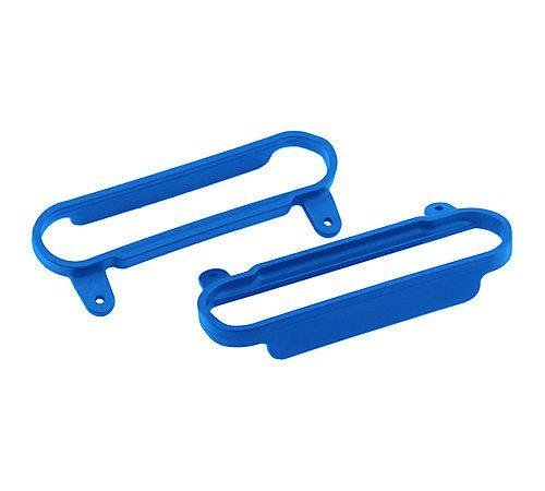 RPM Blue Nerf Bars 1/10 Scale Rally Slash LCG 4x4 RPM70655
