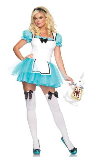Enchanted Alice Alice in Wonderland Costume 83629