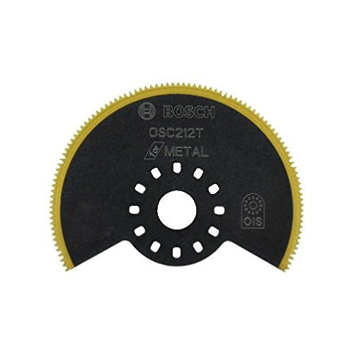 2-1/2 Multi-Tool Bi-Metal Wood & Metal Saw Blade