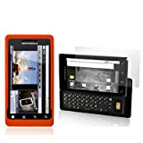 Motorola Droid 2 A955 Rubberized Orange Premium Phone Protector Hard Cover  ....