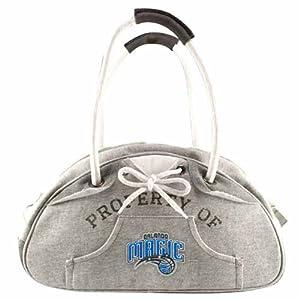 NBA Hoodie Bowler Purse by Littlearth