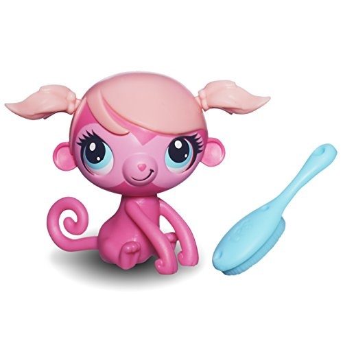 Littlest Pet Shop Magic Motion Minka Mark with Brush #3356