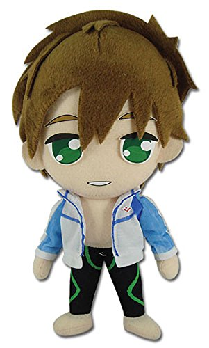 Great Eastern Free! 8.5″ Makoto Plush Toy image