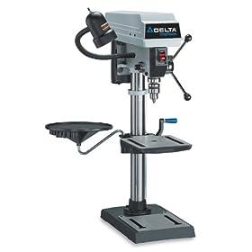 DELTA DP300L 12-Inch TwinLaser Crosshair Drill Press