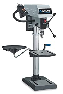DELTA DP300L 12-Inch TwinLaser Crosshair Drill Press