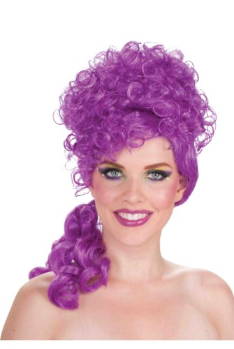 Forum Novelties Women's Belle Of The Big Top Clown Princess Costume Wig