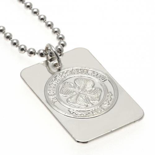 celtic-fc-targhetta-da-regalo-placcata-in-argento-catena-ottima-idea-regalo-per-natale-e-compleanno-