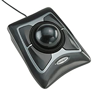 Kensington Expert Mouse Optical USB Trackball for PC or Mac 64325