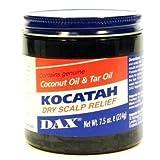 Dax Kocatah Dry Scalp 7.5oz Jar (2 Pack) by Dax