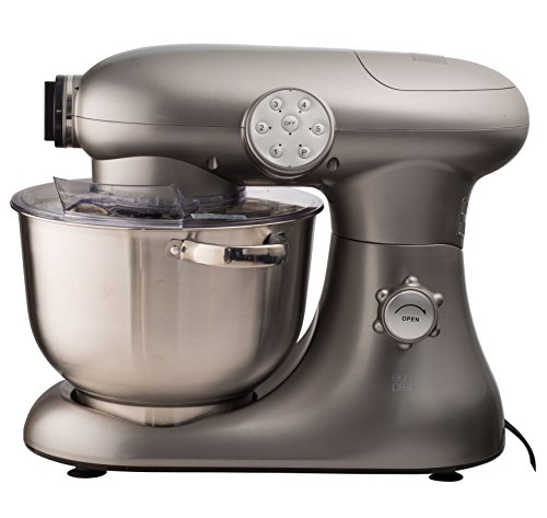 Buy Discount EuroPrep EP700 7-Quart 6 Speed Stand Mixer, Planetery Action with Stainless Steel Bowl ...