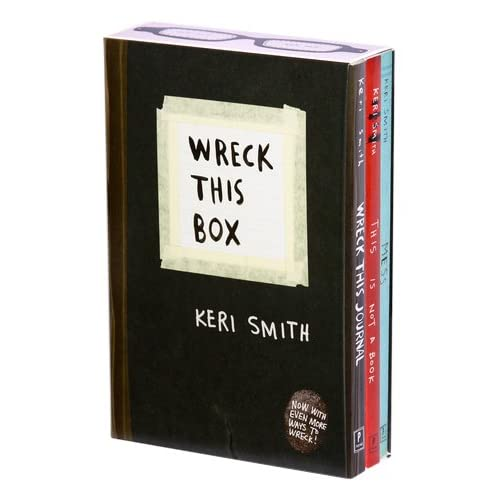 Wreck This Box Boxed Set