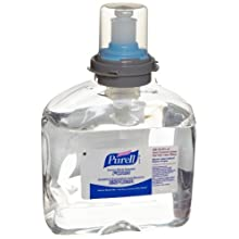 PURELL 5592-02 Advanced Instant Hand Sanitizer Foam, 1,000 mL TFX Refill (Case of 2)
