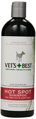 Vet'S Best Hot Spot Shampoo, 16-Ounce