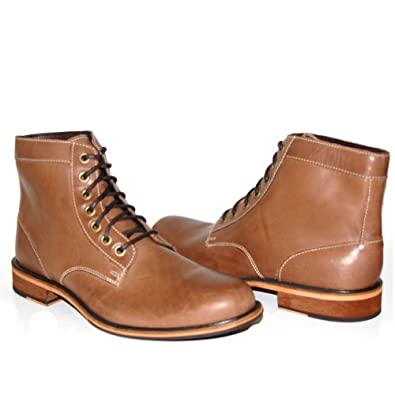 Buy Cole Haan Mens Hank Lace Boot Boots by Cole Haan