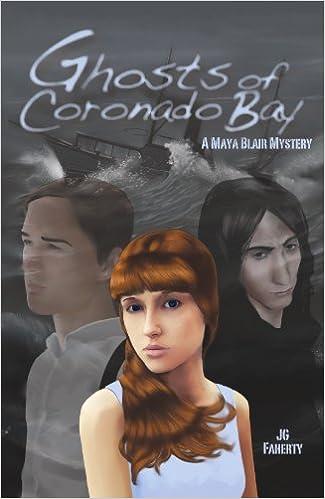 Ghosts of Coronado Bay Book Cover