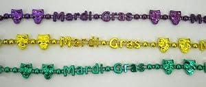 36 INCH MARDI GRAS BEAD (Dozen)