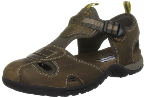 Timberland Men's Front Country Sport Toe Cactus Back Strap Sandal 5154R 6.5 UK