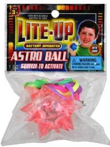 Ja-Ru Lite Up Astro Ball