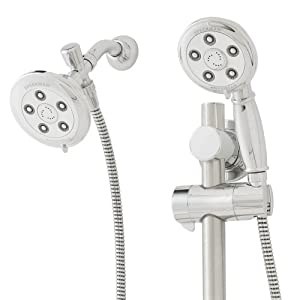 Speakman VS-123011 Alexandria Anystream Dual Shower Head