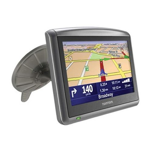 TomTom ONE XL 4.3-Inch Widescreen Bluetooth Portable GPS Navigator with Maps of the U.S. and Canada (Factory Refurbished)