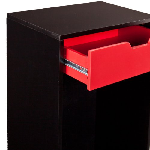 Southern Enterprises Sutton Single Drawer Multipurpose Storage Cabinet