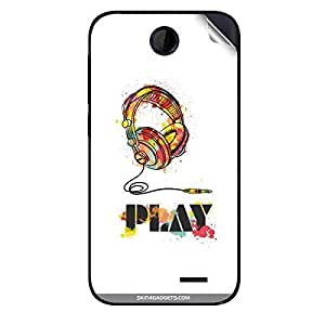 Skin4Gadgets Play Phone Skin STICKER for HTC DESIRE 310T