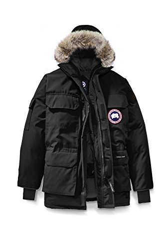 Canada Goose Women's Expedition Parka Coat (XX-Small, Black) (Fusion Fit Canada Goose compare prices)
