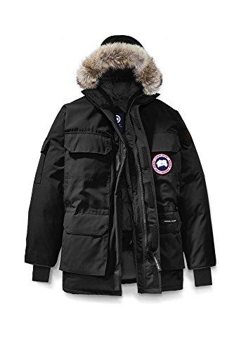 Canada Goose Women's Expedition Parka Coat (X-Small, Black) (Coats Canada Goose Women compare prices)