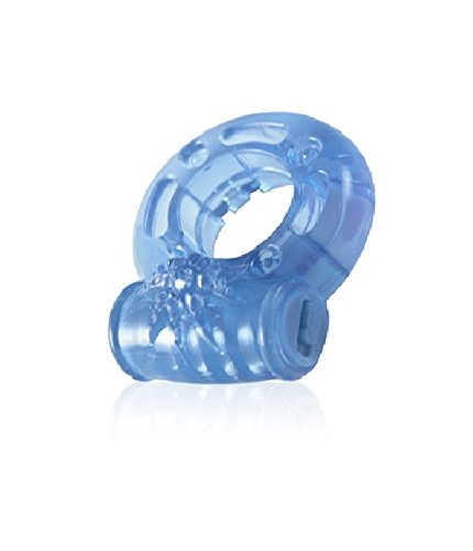 Blush Novelties Blush Novelties Reusable Pleasure Ring Blue