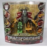 Transformers 2 Revenge of the Fallen Movie Exclusive Action Figure Constructicon Devastator 7 Robots Combine by Shou_Cheng